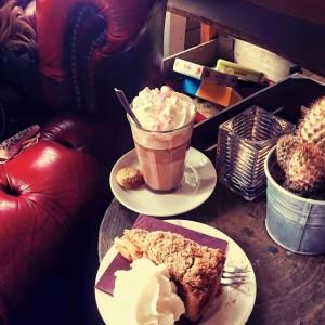 Koffie - chocomelk DH