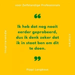 Nooit geprobeerd - Pippi Langkous FB